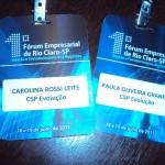 Julho / 2013 - Fórum Empresarial