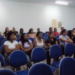 Participantes atentos